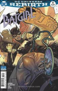 Batgirl (5th Series) #10A VF/NM; DC | save on shipping - details inside