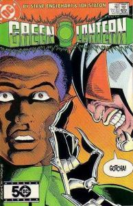 Green Lantern (1960 series) #190, VF+ (Stock photo)