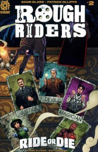 Rough Riders: Ride or Die #2 VF/NM; AfterShock   save on shipping - details insi