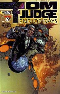 Tom Judge: End of Days #1 VF; Image | save on shipping - details inside