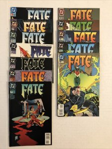 Fate #1 -12 Lot Of 12
