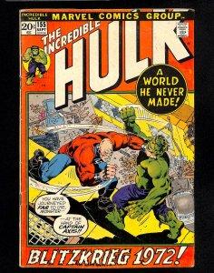 Incredible Hulk (1962) #155