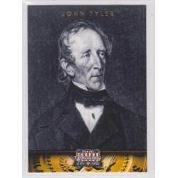 2012 Panini Americana Heroes and Legends JOHN TYLER #10