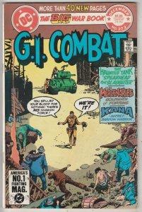 G.I. Combat #272 (Dec-84) VF/NM High-Grade The Haunted Tank