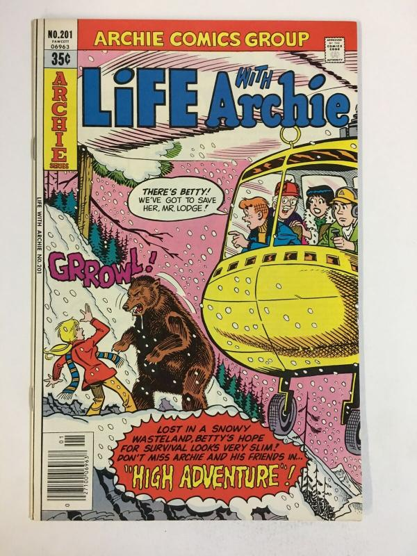 LIFE WITH ARCHIE (1958-    )201 VF-NM Jan 1979 COMICS BOOK