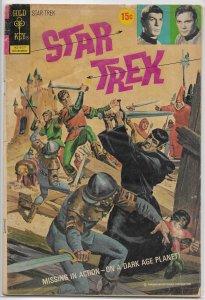 Star Trek   (Gold Key)   #16 GD