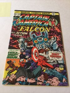 Captain America 190 Fn- Fine- 5.5 Marvel Comics