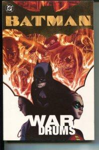 Batman: War Drums-Anderson Gabrych-TPB-trade