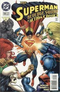 Action Comics (1938 series) #730, NM (Stock photo)