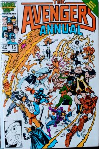 The Avengers Annual #15 (1986) NM