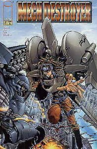 Mech Destroyer #2 VF/NM; Image | save on shipping - details inside