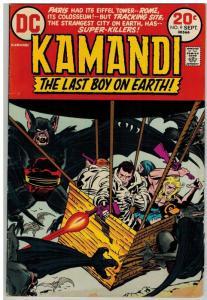 KAMANDI 9 GD+ Sept. 1973