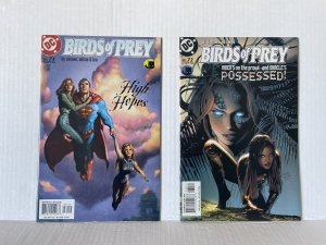 Birds of Prey #71 and 72 (2004) Unlimited Combined Shipping