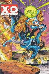 X-O Manowar (1992 series) Yearbook #1, VF+ (Stock photo)