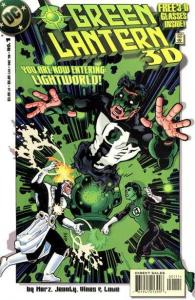 Green Lantern (1990 series) 3-D #1, NM (Stock photo)