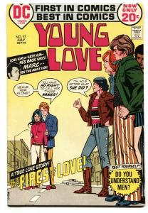 YOUNG LOVE #97 comic book-DC ROMANCE HIGH GRADE VF