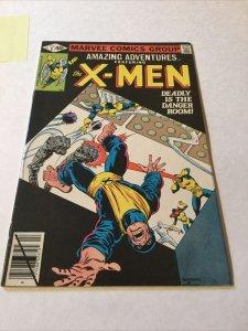 Amazing Adventures 3 Vf Very Fine 8.0 Marvel Comics
