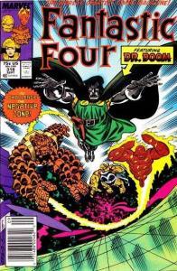 Fantastic Four (1961 series) #318, NM- (Stock photo)