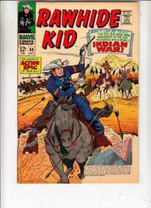 Rawhide Kid #60 (Oct-67) GD/VG Affordable-Grade Rawhide Kid