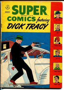 Super #111 1947-Dell-Dick Tracy-Chester Gould-Smitty-Harold Teen-VG+