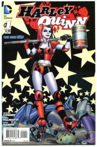 HARLEY QUINN #1, NM-, New 52, Amanda Conner, Palmiotti, 2014,  more HQ in store