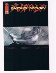 Bastard Samurai # 1 NM Image Comic Books Mike Oeming Miles Gunter S93