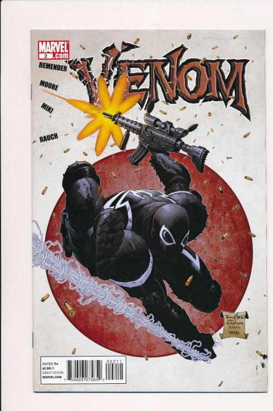VENOM #2 Cover A ~ Marvel Comics Special Cover ~ NM (HX419)