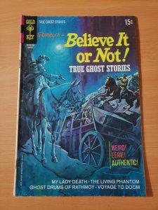 Ripley's Believe It or Not #21 ~ FINE - VERY FINE VF ~ 1970 Gold Key Comics