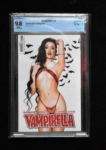 Vampirella #10 (Dynamite, 2019) CBCS 9.8 - Cosplay Variant