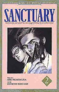 Sanctuary Part 1 #2 VF/NM; Viz | save on shipping - details inside