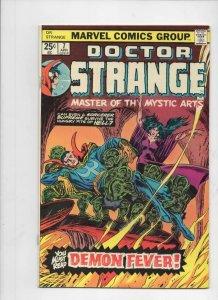 DR STRANGE #7, VF/NM, John Romita, Demon Fever, 1974, Doctor, more in store