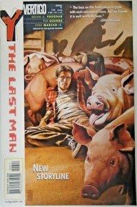 Y the Last Man (2002) 6-15 (10 books)