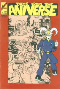Tales from the Aniverse (1985 series) #5, VF (Stock photo)