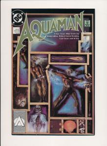DC Comics AQUAMAN #1, 1989 Mini Series (HX667) ~ VF/NM