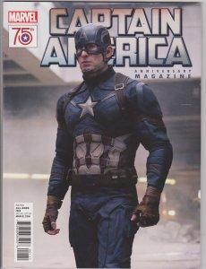 Captain America Anniversary Magazine