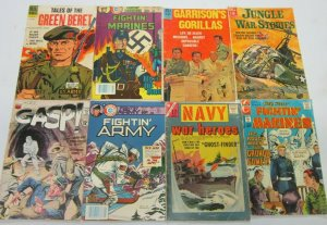 Indy War lot 16 different books various conditions (Bronze + Silver years)