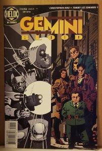 Gemini Blood #1 (1996)