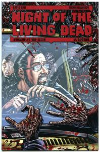 NIGHT of the LIVING DEAD Aftermath #5, NM, Wrap, 2012, more NOTLD in store