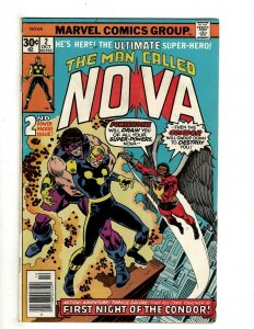 10 The Man Called Nova Marvel Comics # 2 3 4 5 6 7 8 9 10 11 Sensational J461