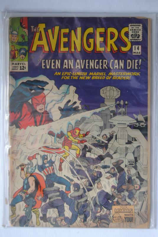 The Avengers, 14