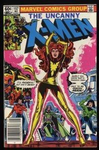 X-Men #157 NM 9.4 Marvel Comics