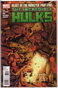 Incredible Hulks   vol. 1   #634 FN/VF (Heart of the Monster 5)