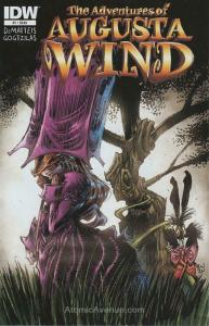 Adventures of Augusta Wind, The #1 FN; IDW | save on shipping - details inside