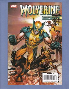 Wolverine Saga NM- Marvel 2009