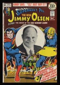 Superman's Pal, Jimmy Olsen #141 VF 8.0