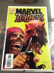 Marvel Zombies 3 NM  2nd Print Arthur Suydam Elektra Zombie Cover Daredevil 179