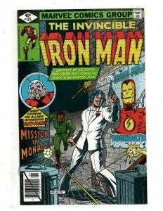 8 Iron Man Marvel Comics # 125 126 127 129 130 131 132 133 Tony Stark J451