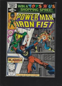 Power Man and Iron Fist #65 (1980)