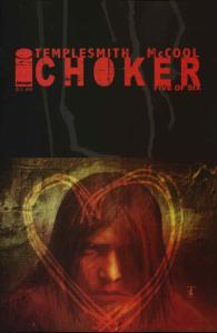 Choker #5 VF/NM; Image   save on shipping - details inside