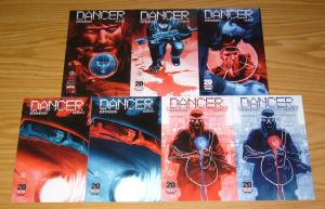 Dancer #1-5 VF/NM complete series +(2) more  retired assassin protects ballerina